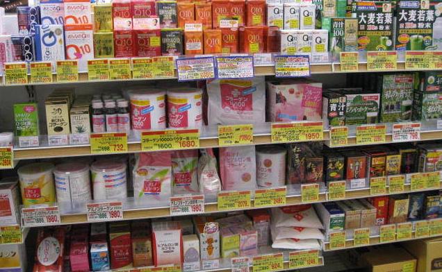 日本药妆店加盟