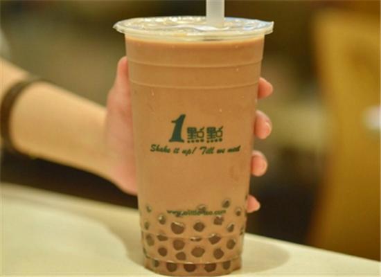 网红十大人气奶茶——一点点