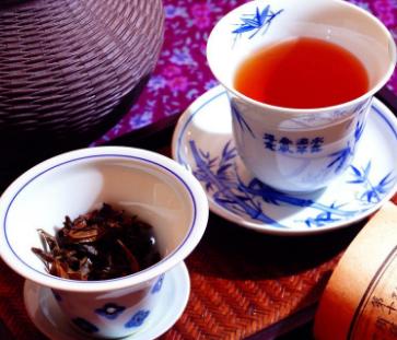 新万绿茶叶加盟图片