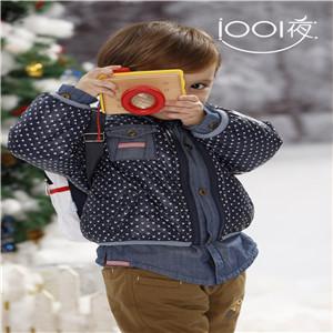 1001夜童装加盟图片