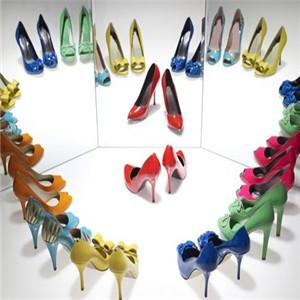 富尔贝妮女鞋加盟图片