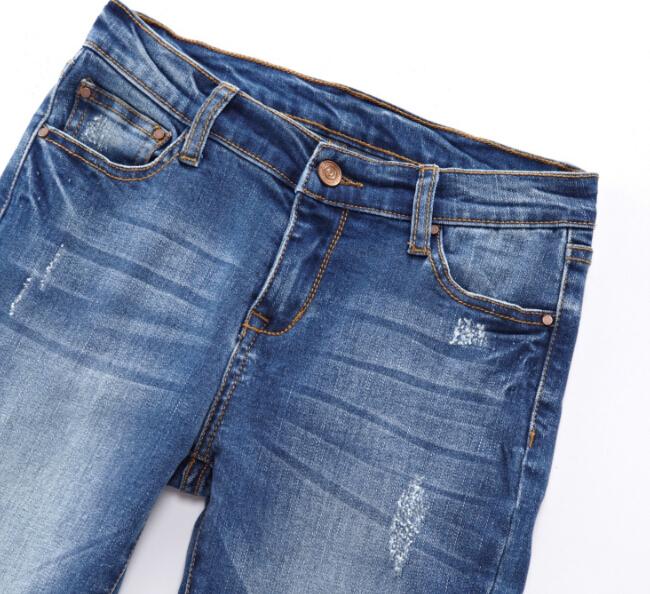 清发牛仔裤加盟图片