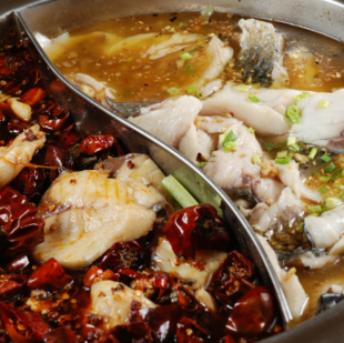 洞庭石锅鱼火锅