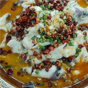 酸菜魚米飯