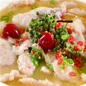 二贵酸汤鱼土家菜加盟