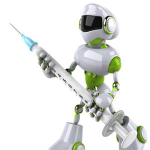 未来机器人加盟图片