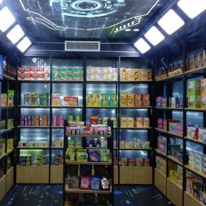 派诺智能无人超市加盟图片