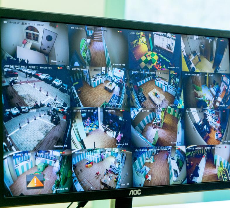 汇美国际托婴中心加盟图片
