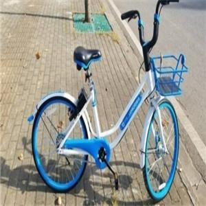 哈罗单车加盟图片