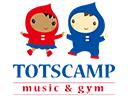 TOTSCAMP美式嬰幼兒育樂中心加盟