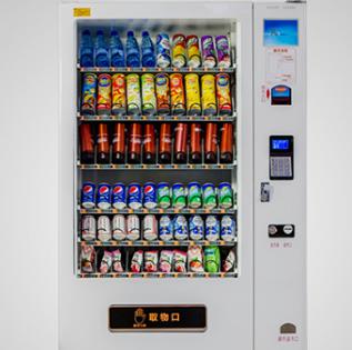 睿科自动售货机