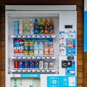 乐淘自动售货机