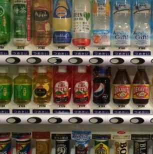 米泉自动售货机
