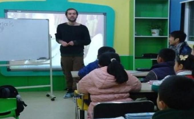阿卡索外教少儿英语加盟