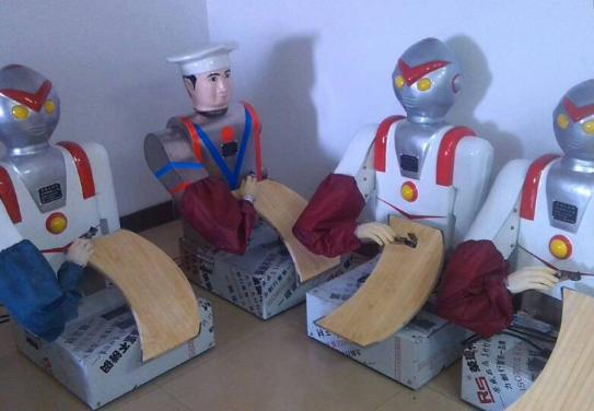 雅润机器人加盟优势