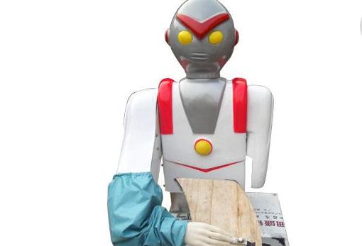 雅润机器人加盟