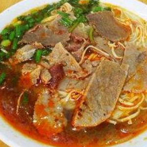 小段牛肉湯