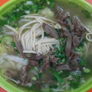 沈氏牛肉汤店加盟图片