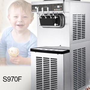 百世贸冰淇淋机加盟图片