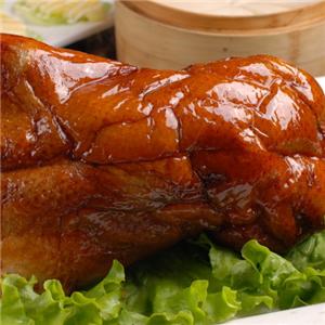老北京果木烤鴨