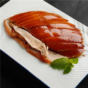 老北京果木烤鸭加盟图片