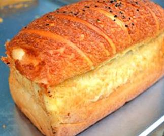 趣生园牛奶手撕面包加盟图片