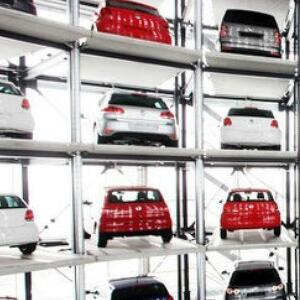 立体停车加盟图片