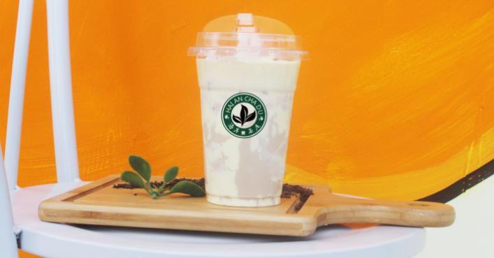 酷吧奶茶店加盟