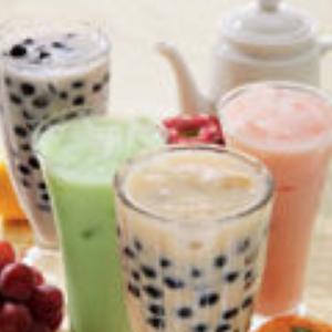 台湾百味珍珠奶茶