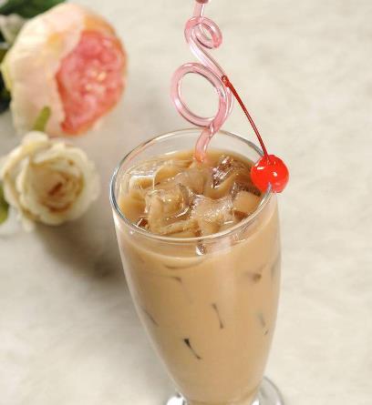 monica奶茶店加盟图片