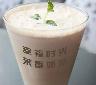 delicious手工奶茶加盟图片