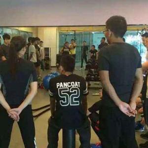 中田健身培训
