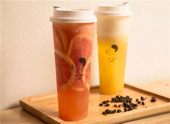 网红奶茶——喜茶