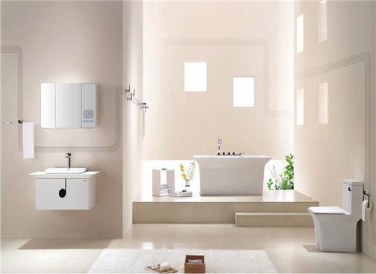 帝富龙卫浴——整套产品展示