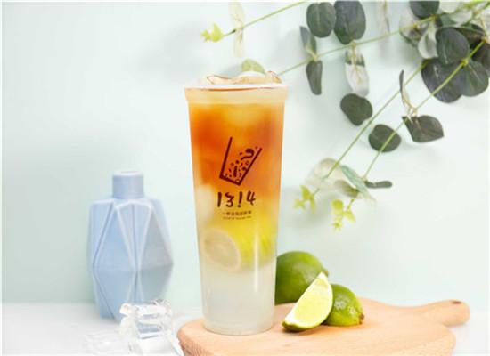 网红1314奶茶—水果茶