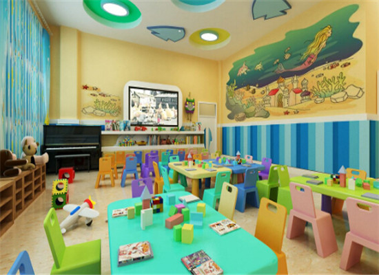 未来荣华幼儿园.环境展示