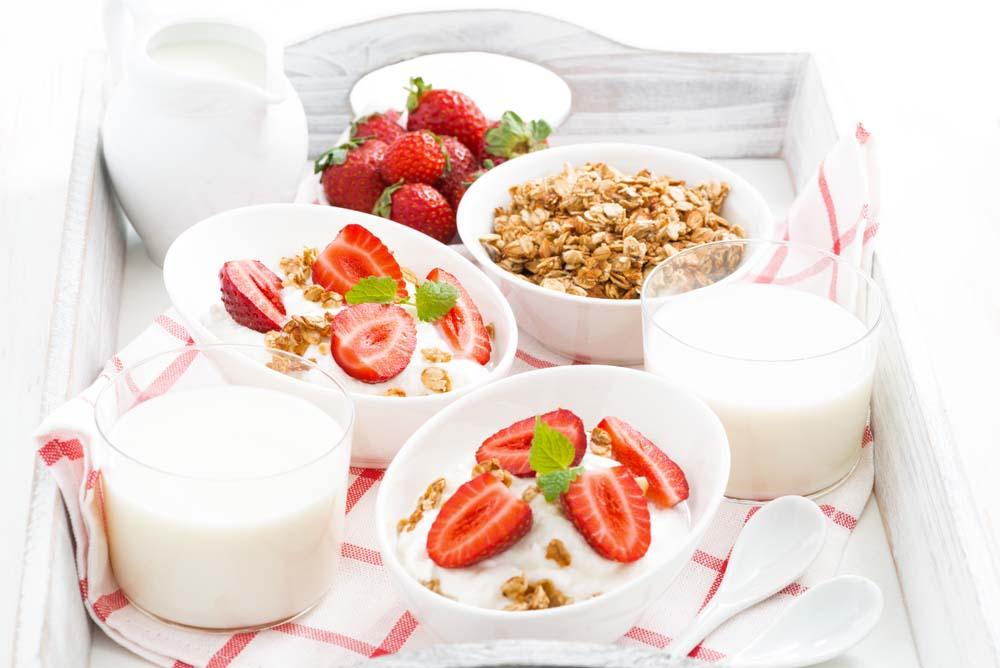 益铭酸奶中含有多种营养成分