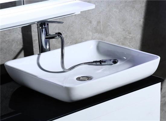 帝富龙卫浴——洗手池
