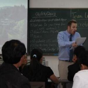 洲际教育培训