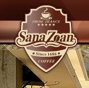 塞纳左岸咖啡馆