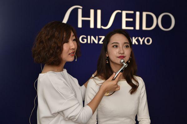 资生堂化妆品世界闻名
