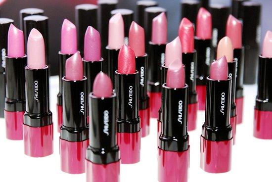 资生堂化妆品,在市场中畅销多年不衰