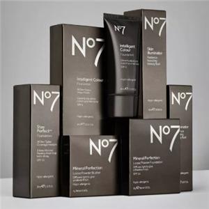 no.7化妝品