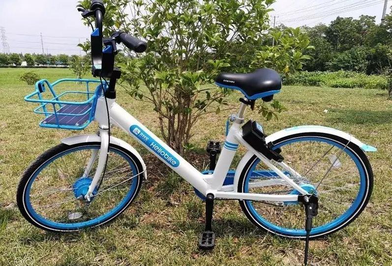 hello单车