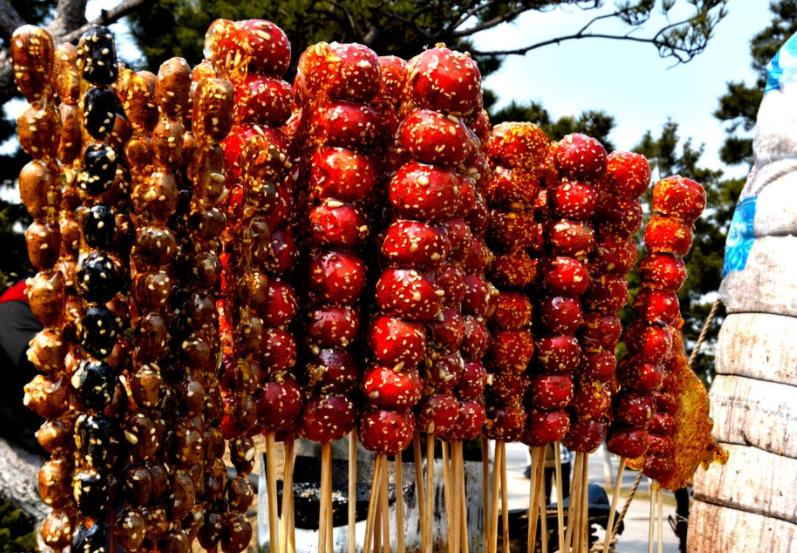 老北京糖葫芦加盟