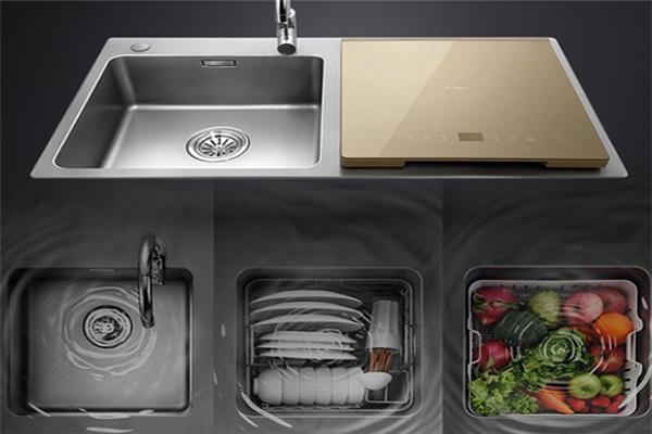 怡沛超声波水槽洗碗机加盟