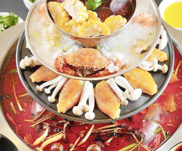 大三元豆乳火锅加盟图片