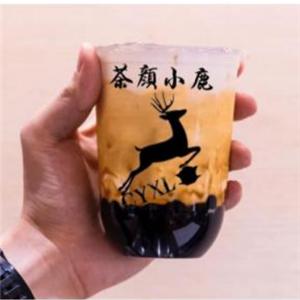 茶顏小鹿奶茶