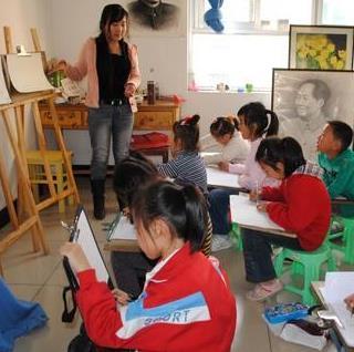 韩华教育加盟图片