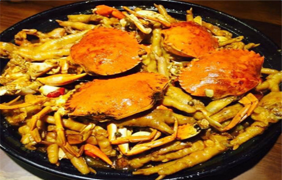 壹只蟹蟹煲饭加盟图片
